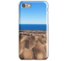 Sleeping Bear Dunes Overlook - Lake Michigan iPhone Case/Skin