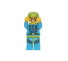 LEGO Skydiver by jenni460