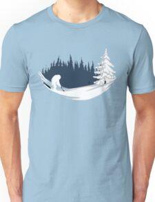 Abominable Golf Unisex T-Shirt