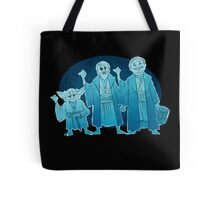 Some Hitch Hiking Ghosts Tote Bag