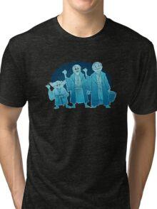 Some Hitch Hiking Ghosts Tri-blend T-Shirt