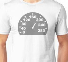 Speed tacho Unisex T-Shirt