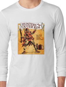 Bounty Hunters of the Outer Rim Long Sleeve T-Shirt