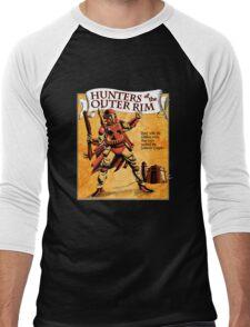 Bounty Hunters of the Outer Rim Men's Baseball ¾ T-Shirt