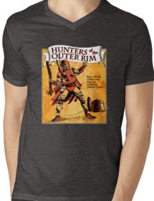 Bounty Hunters of the Outer Rim Mens V-Neck T-Shirt