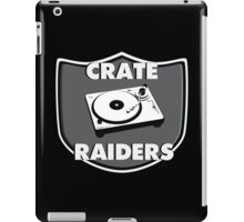 Crate Raiders iPad Case/Skin