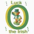 Luck O The Irish-T- by MaeBelle