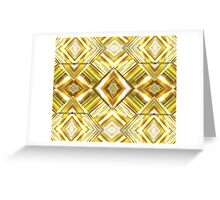 Floored Greeting Card