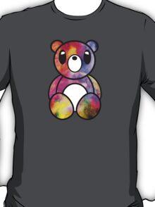Glitchy Bear Chalky Glitch T-Shirt