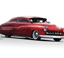 1950 Mercury Custom Coupe by DaveKoontz