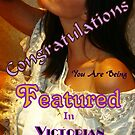 Banner Design-Victorian Viewfinders by Susan Bergstrom