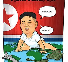 Kim Jong-Un Child by RBTOENESSX