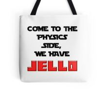 The Physics Side Tote Bag