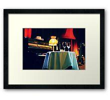 OnStageRider Framed Print