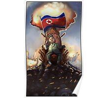 Kim Jong-Un: The Best Poster