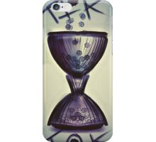Tik Tok Clock Hour Glass iPhone Case/Skin