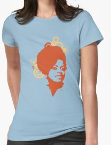 Diana Womens Fitted T-Shirt