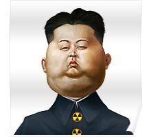 Only Kim Jong-Un Poster