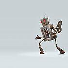 Wind-up Robot by Jesse J. McClear