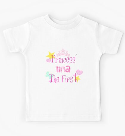 personlized baby gift (lina) Kids Tee