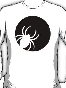 Spider moon night T-Shirt