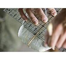 Surfboard Measurements Photographic Print