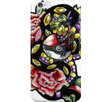 Seviper-pokemon tattoo collaboration iPhone Case/Skin