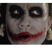 The Joker by Steve Nice