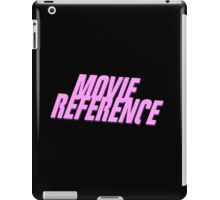 Movie Reference - Fight Club iPad Case/Skin