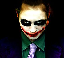 Why so serious? by datkin