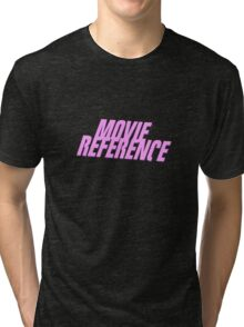 Movie Reference - Fight Club Tri-blend T-Shirt