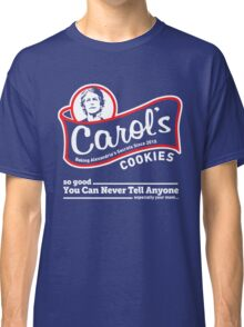 Carol's Cookies. Classic T-Shirt
