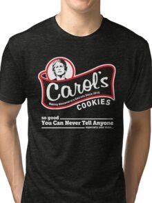 Carol's Cookies. Tri-blend T-Shirt