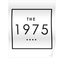 The 1975- white version  Poster