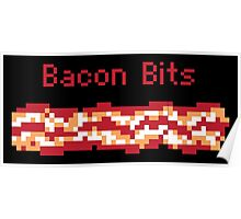 Bacon Bits Poster