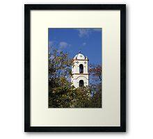 Ojai Tower Framed Print