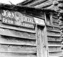 John Deere Farm Implements by mandellphotos