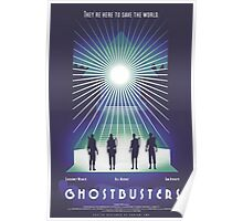 """""""Ghostbusters"""" Poster Poster"""