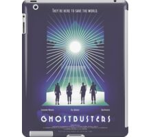"""Ghostbusters"" Poster iPad Case/Skin"
