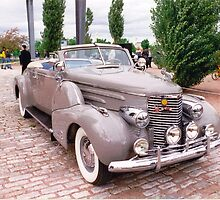 1941 Roadster by John Schneider
