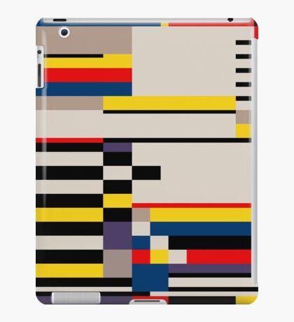 ASYMMETRY iPad Case/Skin