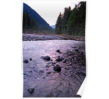 Lavender Creek Poster