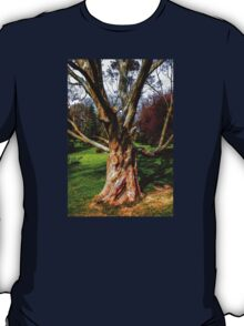 Twisting To Nature's Tune T-Shirt