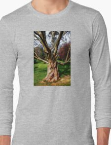 Twisting To Nature's Tune Long Sleeve T-Shirt