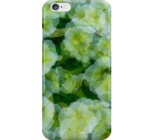 Playful Petunias  iPhone Case/Skin