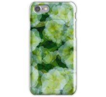 Playful Petunias  iPhone Case/Skin