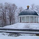 Prince's Lodge Rotunda by murrstevens