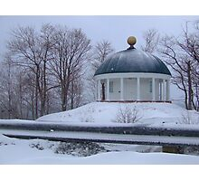 Prince's Lodge Rotunda Photographic Print