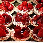 Strawberry Tarts by TerrieK