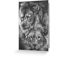 Brothers In Arms Greeting Card